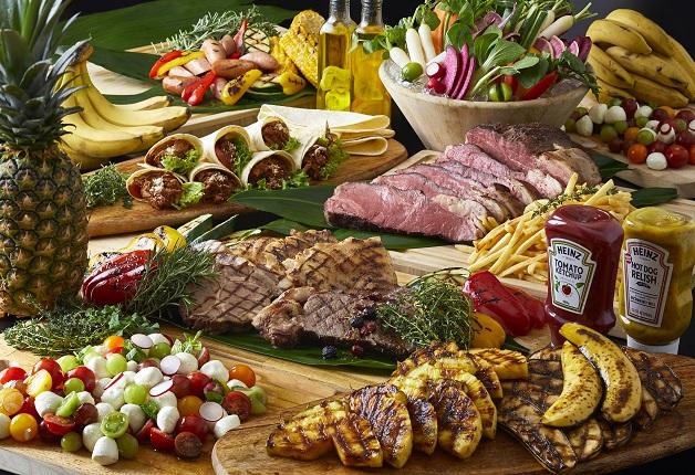 「ホテル・アゴーラ大阪守口」屋外テラスのビアガーデンで「ザ・プレミアム・モルツ」片手にBBQ料理を愉しもう!「アゴーラ ビアガーデン2020 meatful BBQ 」(大阪・守口)