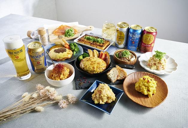 【サントリー×イオン共同開発】近畿限定!イオンの絶品お惣菜と「ザ・プレミアム・モルツ」で家呑みをもっと愉しもう♪