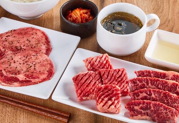精肉店と一体型の焼肉レストラン「お肉屋さんのひとり焼肉 ダイリキ」で絶品焼肉と「ザ・プレミアム・モルツ」を堪能しよう♪(大阪・八尾)