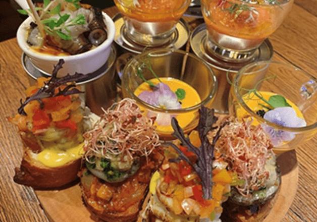 「TXAGORVA(チャゴルバ)」で本格スペイン料理と「ザ・プレミアム・モルツ〈香る〉エール」を愉しみませんか♪(大阪・福島)