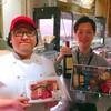 父の日は「ルクア大阪」の「KITCHEN&MARKET」へ!極上の熟成肉と赤ワインを気軽に楽しみましょう♪