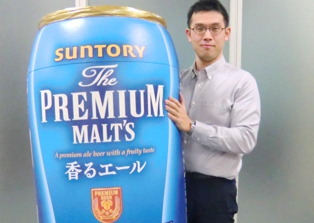 【新商品情報♪】担当者おすすめ!これからの時期にピッタリな「ザ・プレミアム・モルツ〈香るエール〉」をご紹介!