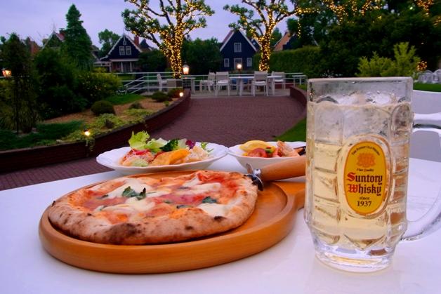 (終了しました)【九州ハイボールガーデン特集・第5弾】長崎ハウステンボスでヨーロッパの町並みと味わう角ハイボール
