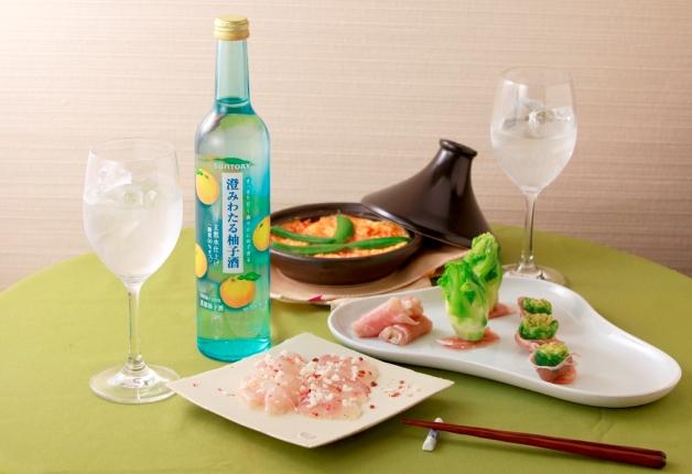 【福岡を中心に活動する料理家おすすめ】「澄みわたる柚子酒」に合う料理レシピ!