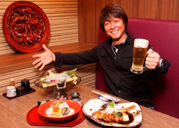 【プレモル大使DJ EIJIの活動日記】「魚屋と職人の店 魚よし」で新鮮な海の幸とプレモル