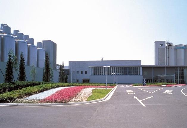 九州工場外観
