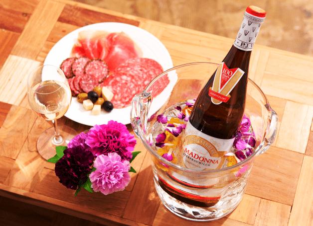 【5月10日は母の日】担当者おすすめ!お母さんと飲みたいワイン「マドンナ」