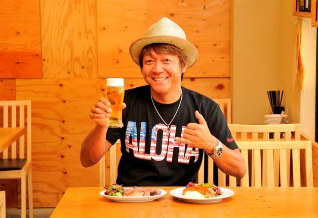 【プレモル大使DJ EIJIの活動日記】プレモルに合うサーロインステーキと自家製ソーセージ