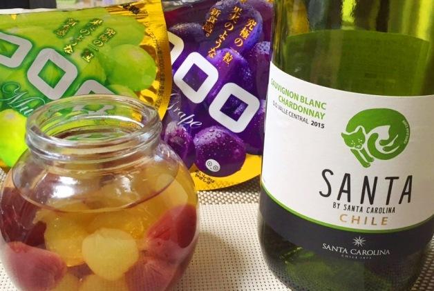 """九州でも話題!果汁100%グミ""""コロロのワイン漬け""""は「サンタ バイ サンタカロリーナ」で♪"""
