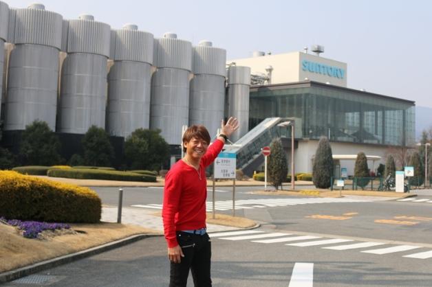 【プレモル名誉大使の活動記録】サントリー京都ビール工場に新設された「ザ・プレミアム・モルツ マスターズドリーム」製造現場を直撃!