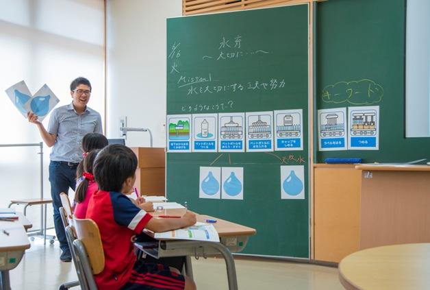 【熊本県内の小学校が対象】サントリー水育「出張授業」の参加校を募集します!