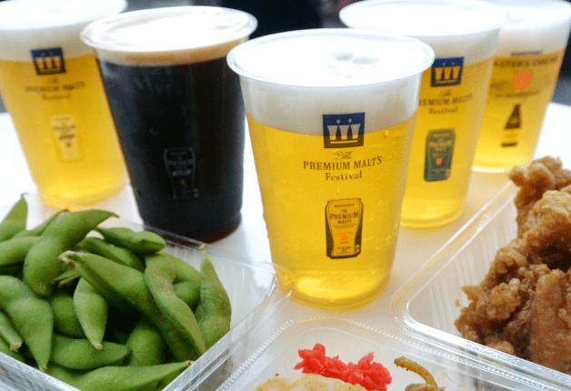 【JR博多駅前で5月7日から開催!】工場直送の「プレモル」が楽しめる「ザ・プレミアム・モルツ フェスティバル」