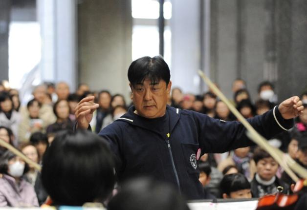 【サントリー水の国くまもと応援プロジェクト】「佐渡裕&スーパーキッズ・オーケストラ」による復興祈念公演が開催されました