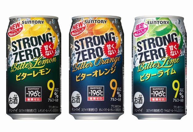 【〈ビターライム〉が限定新発売】「-196℃ ストロングゼロ〈ビターシリーズ〉」と相性抜群の九州ご当地グルメは?