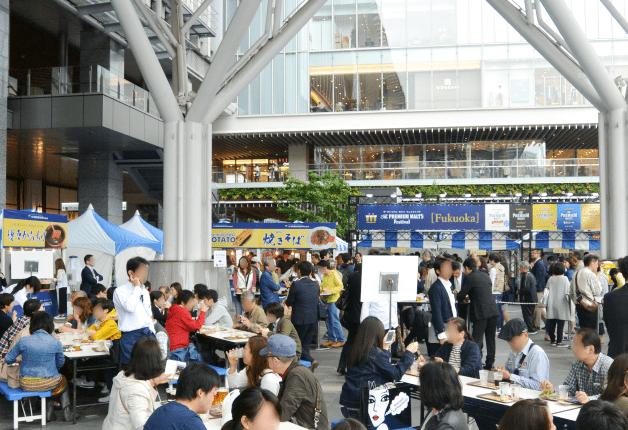 【熊本・花畑広場で6月2日から】工場直送の「プレモル」が楽しめる「ザ・プレミアム・モルツ フェスティバル」開催!