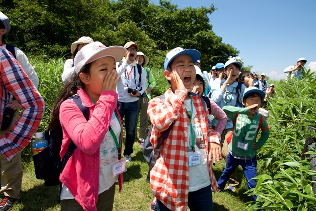 (終了しました)【参加者募集スタート!】親子で大自然を体感♪サントリー水育(みずいく)「森と水の学校」阿蘇校に参加してみませんか?