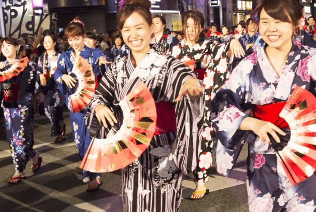 (終了しました)【8月4日~6日「火の国まつり」開催!】「ビームハイボール」を片手に熊本の夏を満喫しよう!