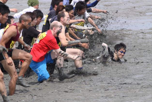 【サントリー地域文化賞】有明海の干潟の泥でユニークなオリンピックを!「鹿島ガタリンピック」