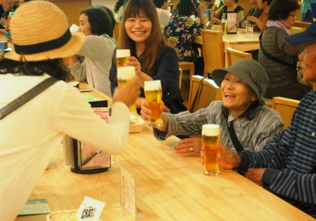【サントリー水の国くまもと応援プロジェクト】被災地の皆さんを工場にお招きする「九州熊本工場スペシャルツアー」を開催しました!