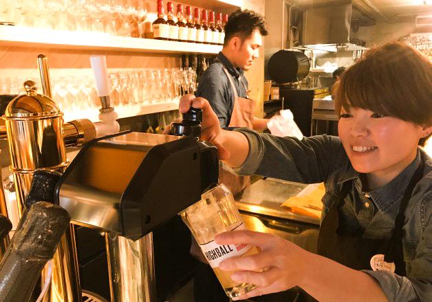 【赤坂駅から徒歩10秒】福岡「立ち上がる酒場NEO MEGUSTA(ネオメグスタ)」で気軽に立ち飲み♪