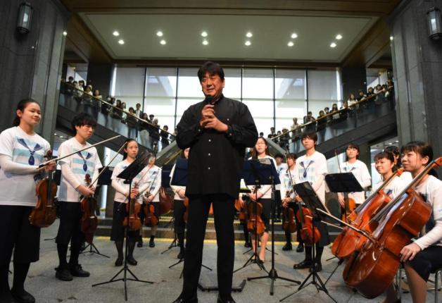 【サントリー水の国くまもと応援プロジェクト】「佐渡裕&スーパーキッズ・オーケストラ」による復興祈念公演が今年も開催されました!