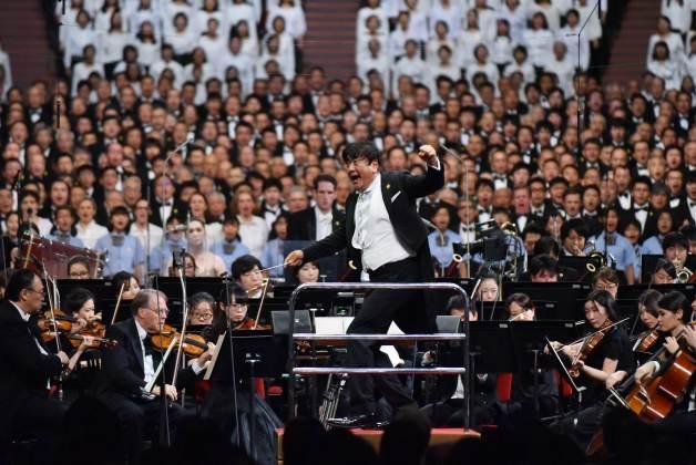 (終了しました)【合唱団募集!】12月2日「サントリー1万人の第九」開催!大阪城ホールに歌声を響かせよう♪