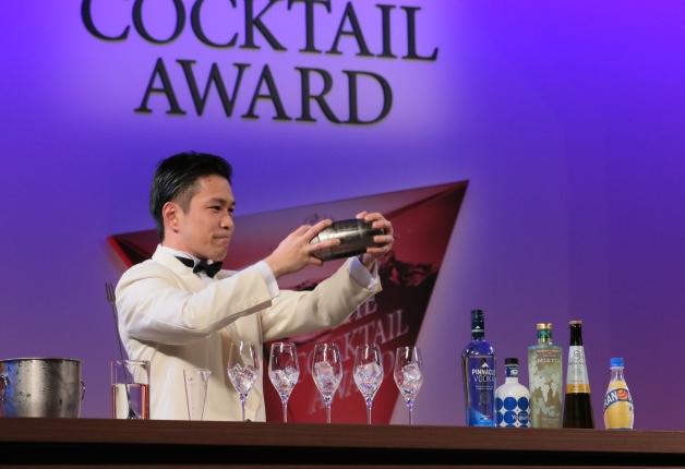【2018サントリー ザ・カクテルアワード】福岡県Bar Éadrom(バーエードラム)のバーテンダー・古閑さんが「ロングカクテル部門優秀賞」を受賞しました!