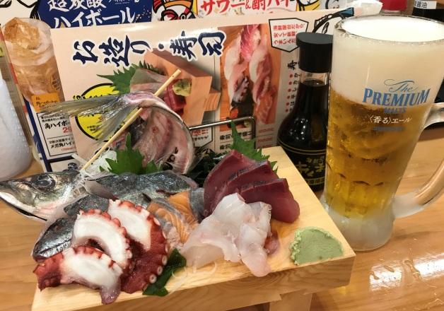 【福岡・西区】新鮮な魚介を味わえる「海鮮屋台おくまん 姪浜店」が福岡市姪浜駅前にオープン!