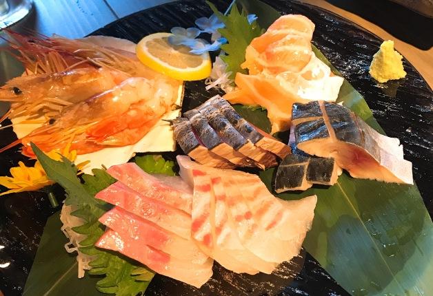 厳選素材のこだわり料理と「神泡。」の「プレモル」を堪能♪「炉端 修(OSAMU)」(鹿児島・中央駅)