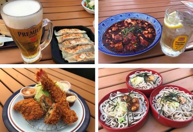 【熊本】「鶴屋屋上ビアガーデン」開催!レストラン街の有名店のメニューと「プレモル」や「角ハイボール」で乾杯しよう!
