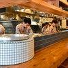 【福岡・呉服町駅】泳ぎゴマサバと「プレモル」で乾杯しよう♪安くておいしいネオ酒場「博多の酒場ジャイアント」