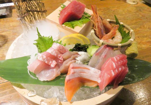 【2017年6月オープン】「大衆酒場 琉福丸(りゅうふくまる)」(浦添市)でピチピチ魚介料理と超炭酸ハイボールを堪能♪