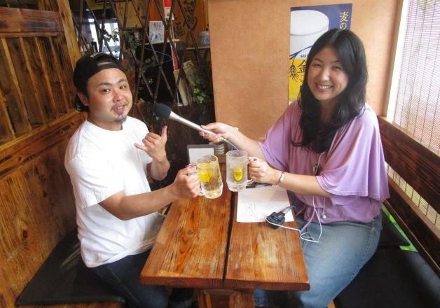 【ラジオ・アペリティフストーリーで紹介】2017年6月オープン!那覇「ちる酒場」(古島)でゆったり飲もう♪