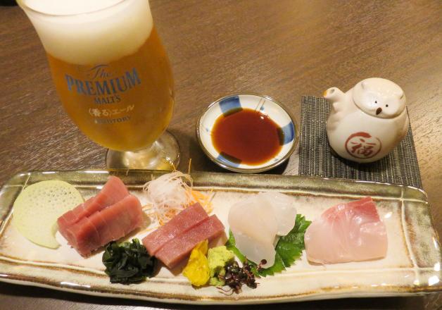 【9月19日オープン!】旬の魚料理が自慢!「小料理 キンモクセイ」宜野湾市でほっと癒される料理とお酒を堪能♪