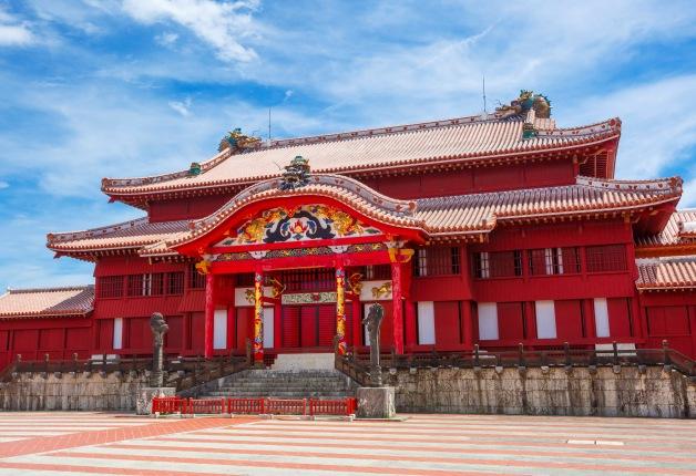 【オールフリー片手にドライブしよう】うちなーんちゅだって観光したい!沖縄のシンボル・首里城へ行ってきました♪