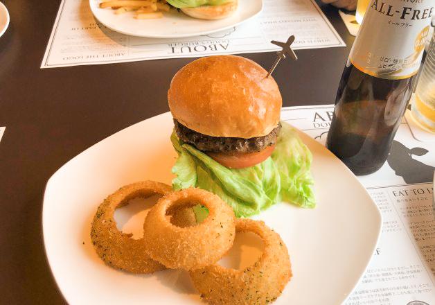 【沖縄でオールフリーランチ】宮古島の人気店 多良間(たらま)牛を使用した「ダグズ・バーガー」!