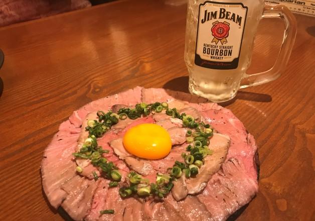 【肉好き必見】「炉端バル酒場 肉武士」(おもろまち)の炉端で焼いた肉料理と乾杯しよう♪