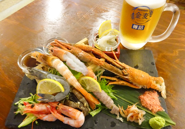【海老専門店】「えびす屋 栄町店」(安里)で海老専門店ならではの味を楽しもう♪