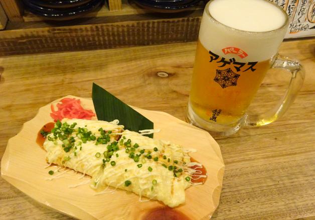 【美栄橋駅から徒歩3分】「旬な魚と鉄板焼 アゲマス」(久茂地)の新鮮な魚介と「ザ・モルツ」で乾杯しよう!