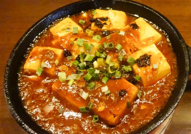 sake_bal_RAKU_mapo_tofu