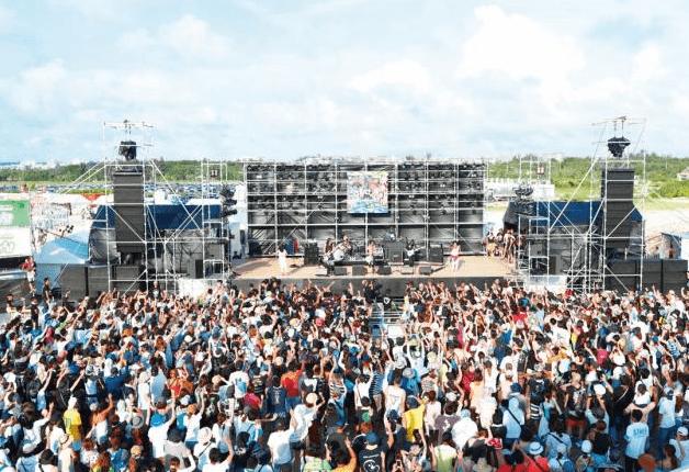 (終了しました)【5月11日開催!】「ジムビームハイボール」片手に「宮古島ロックフェスティバル」を楽しもう!