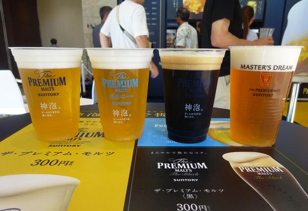 【7月9日~14日】「プレモル」4種を愉しめる「ザ・プレミアム・モルツ フェスティバル」が今年も開催!