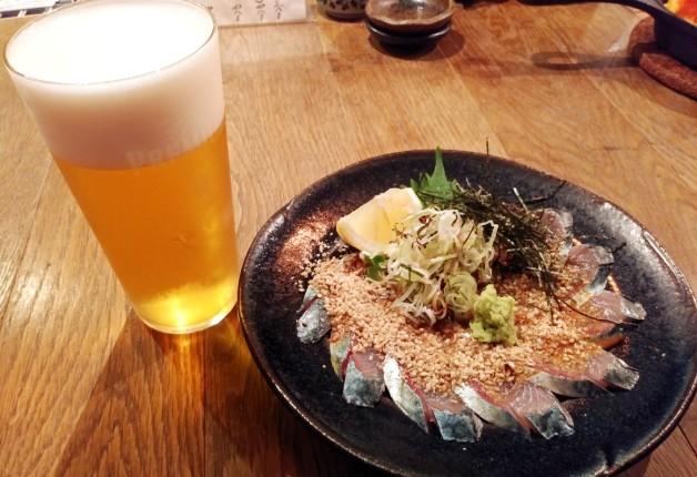 【プレミアム達人店】福岡のうまかもんと「神泡。」の「プレモル」で乾杯!「福岡 炉端もん」