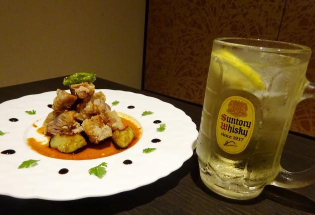 沖縄料理×和食♪独創的な和琉創作料理が堪能できる「dining-SHIN新」