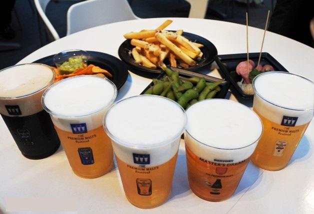 (終了しました)工場直送のプレモルで乾杯♪「ザ・プレミアム・モルツ フェスティバル」in 千葉市中央公園(5月3日~5日 開催)