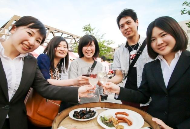 (終了しました)【5月26日~28日】約200銘柄の「日本ワイン」が集まる「蔵出しワインバーin甲府」へ行こう♪
