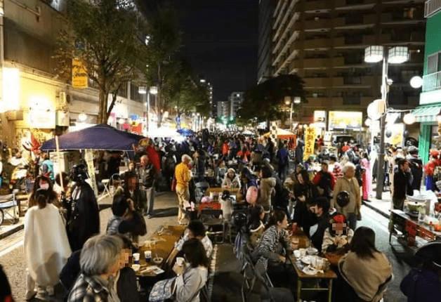 (終了しました)【10月27日】横浜・吉田町で「Trick on sTreet ハロウィン2018」開催!「メーカーズマーク」のハイボール片手に盛り上がろう♪