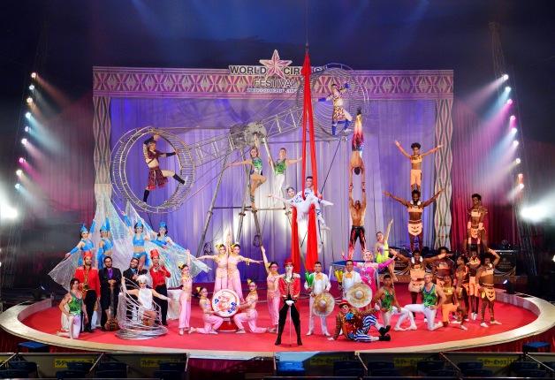 (終了しました)【鑑賞券が当たる!】「ポップサーカス」7年ぶりの山梨公演!「ザ・モルツ」や「オールフリー」を片手に楽しもう!