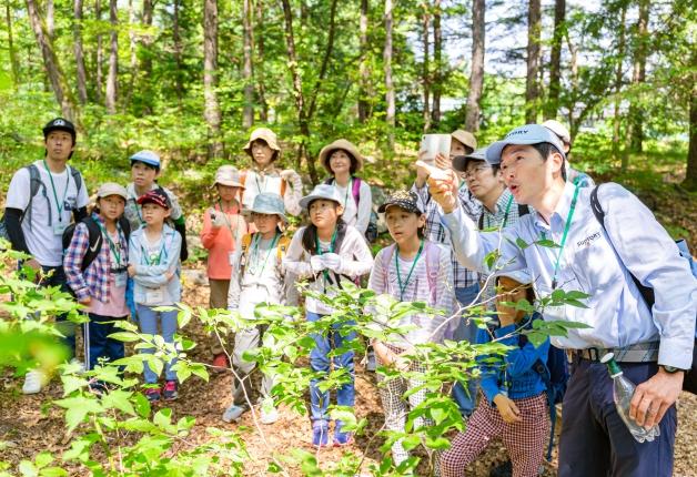 【レポート】大自然の中で楽しく学ぶ♪サントリー水育「森と水の学校」白州校に約710名が参加しました!