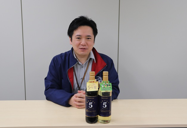 【サントリー専属ソムリエがおすすめ】2月18日新発売!世界5ヶ国から厳選したワインの味わいが楽しめる「5セレクトレゼルブ」をご紹介♪